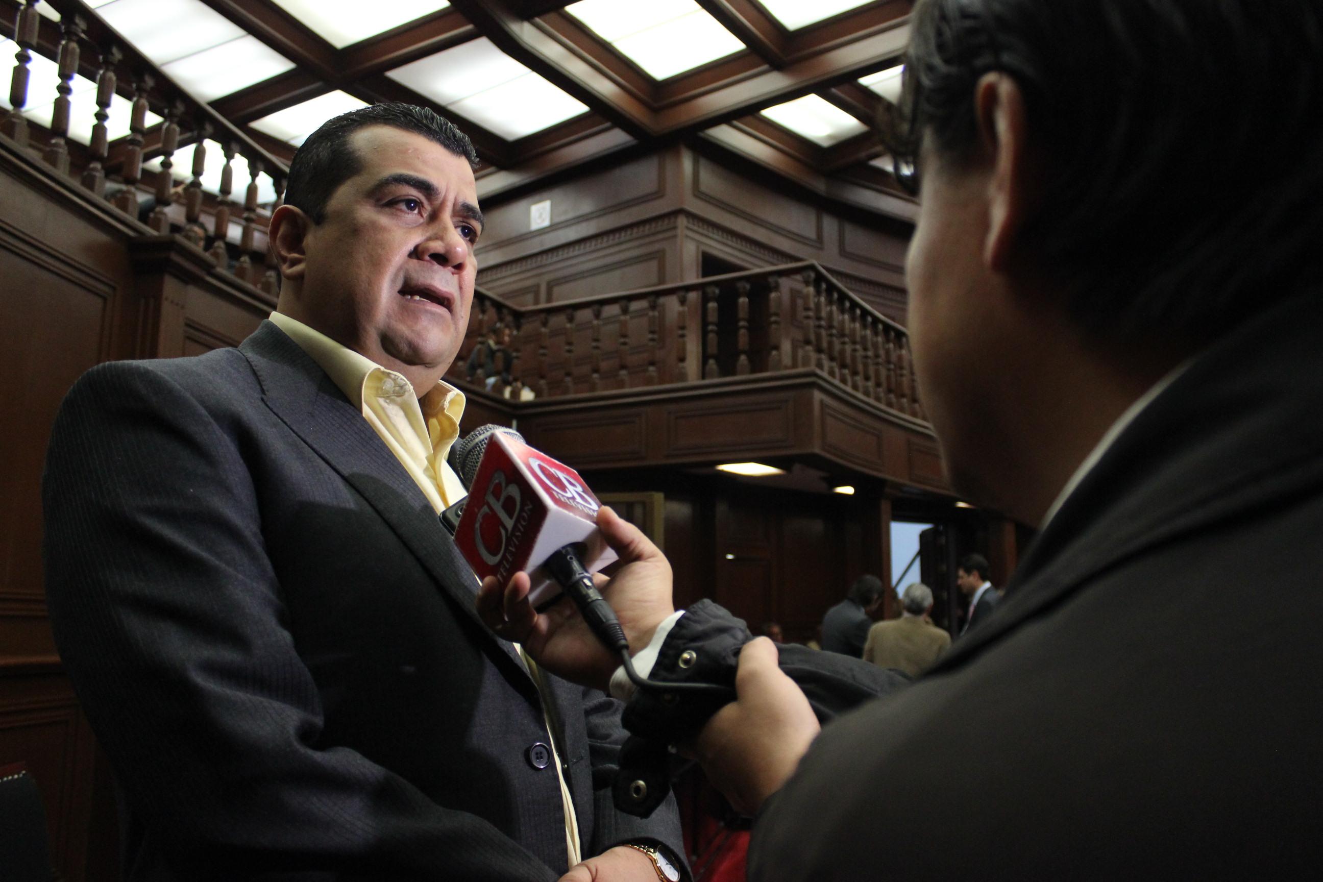 La salud no fue prioritaria para el gobierno  de Michoacán en el 2012: Elías Ibarra