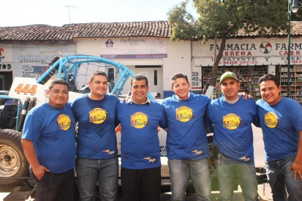 Michoacán estará presente en carrera nacional Car Cross con piloto de Huetamo
