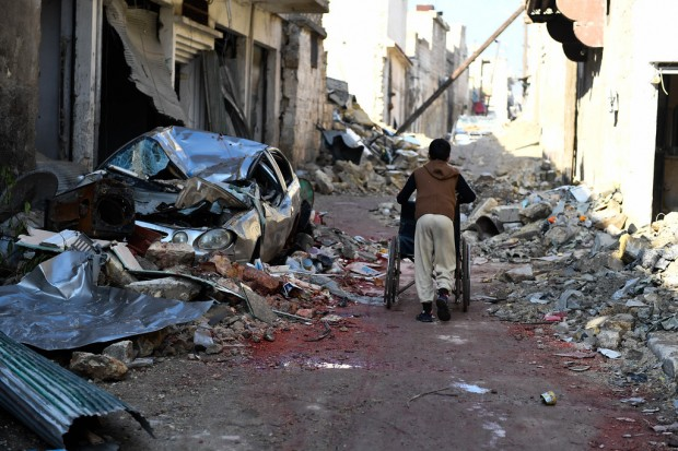 ONU: Todas las partes en Siria continúan violando los derechos de civiles