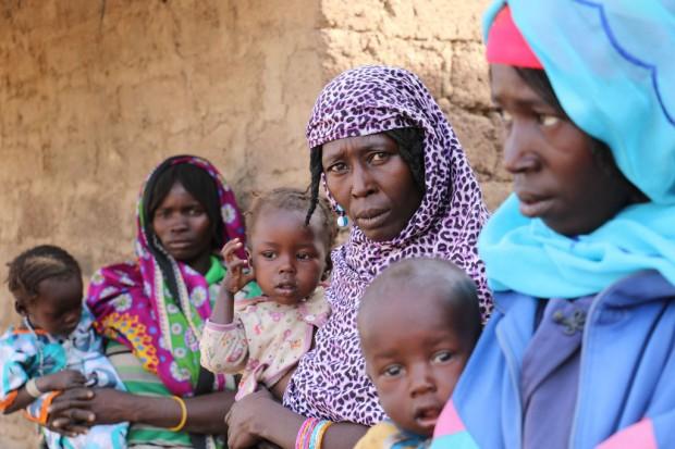 Una de cada cinco personas en la República Centroafricana ha sido desplazada