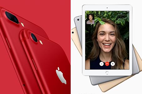 Apple presentó un nuevo iPad de 9.7 pulgadas con una pantalla Retina más brillante y un precio inicial de 329 dólares