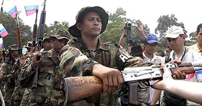 La guerrilla FARC entregarán próximamente unas 14,000 armas a Naciones Unidas