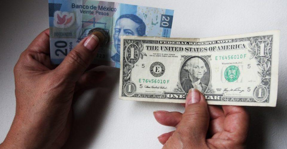 Revés a Donald Trump impulsa moneda mexicana y se vendió en ventanilla bancaria el dólar a 19.10 pesos