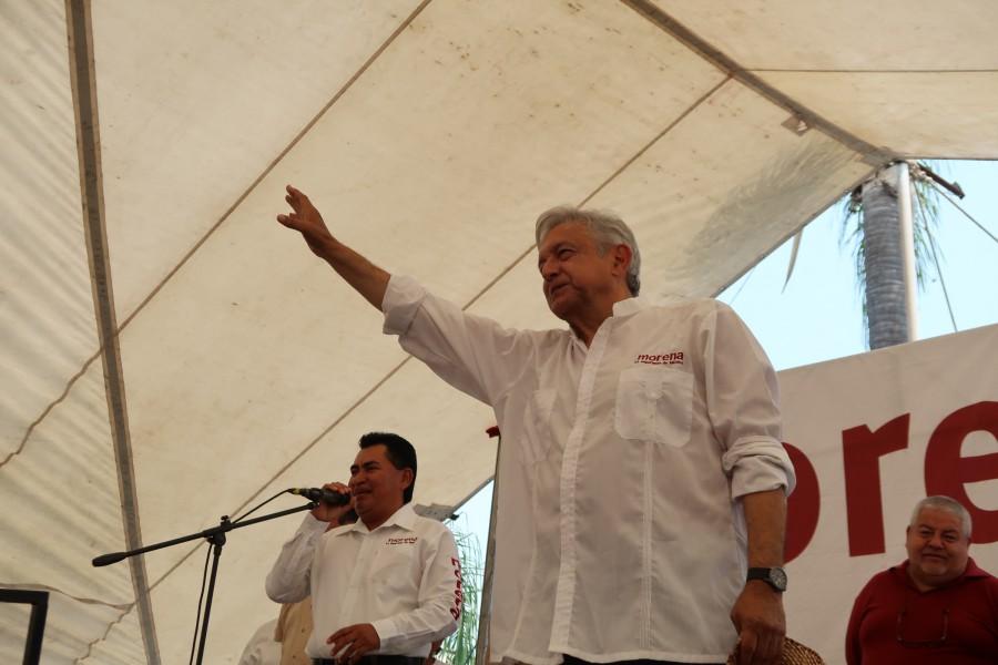 AMLO declara que no tendrá acuerdo con la burocracia del PRD