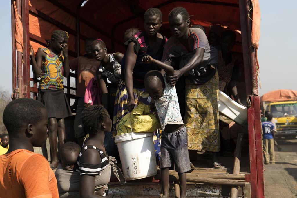 Uganda no puede enfrentar sola la crisis de refugiados más grave de África, advierte el ACNUR