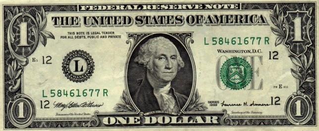 Este martes el dólar subió y se vende en ventanilla bancaria en 19.45 pesos