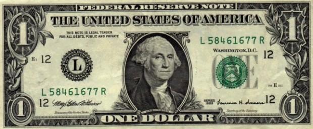 En ventanillas bancarias este viernes el dólar se vende en 19.20 pesos