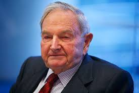 El banquero David Rockefeller, murió a los 101 años de edad