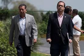 Al ex gobernador Flavio Ríos, le ratifican medida cautelar de prisión preventiva por ayudar a escapar a Javier Duarte del PRI