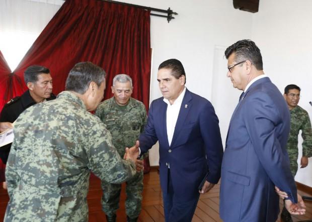 Mantendrá GCM apoyo a Grupos de Coordinación para la Seguridad Locales