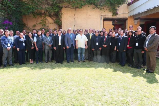 Inaugura SEE Reunión Nacional de Directores de Mantenimiento Industrial de la UTM