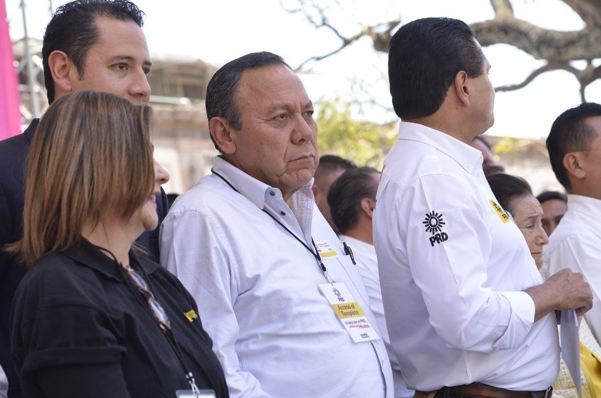 Jesús Zambrano: El PRD columna vertebral de las decisiones en el 2018