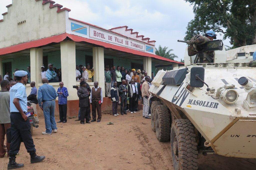 Hallan más fosas comunes en la República Democrática del Congo