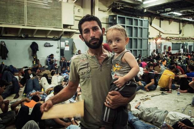Más de 150 niños han muerto este año al cruzar el Mediterráneo: UNICEF