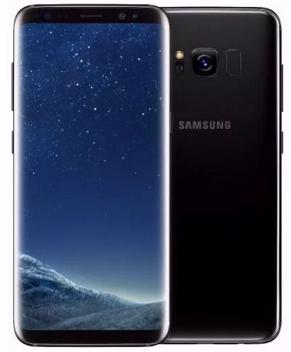 Samsung lanzó este viernes su nuevo Galaxy S8