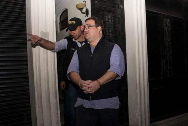 PGR: Extradición de Duarte tomaría entre seis meses y un año