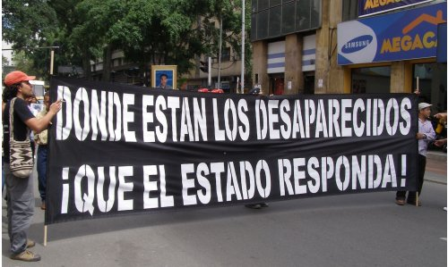 """ONU externo su preocupación por las """"dimensiones aterradoras"""" que están tomando las desapariciones forzadas en México"""