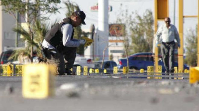 México rebasó los dos mil homicidios tan solo en el mes de marzo