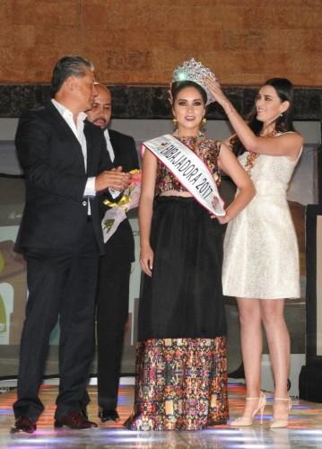 María de Los Angeles Soto, de Zitácuaro, embajadora Expo Fiesta Michoacán 2017