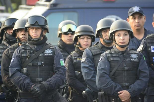 SAC entrega cuatro vehículos y equipo táctico al Grupo de Operaciones Especiales (GOES)