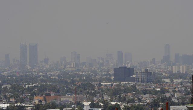 Continuará este domingo la Fase 1 de contingencia por ozono en el Valle de México