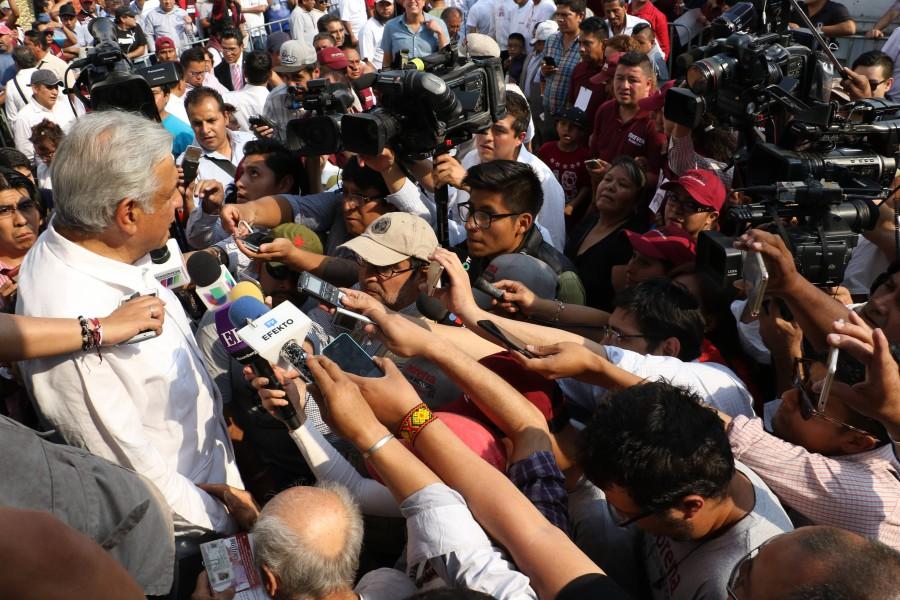 Dirigentes del PRD no quieren la transformación de México: AMLO