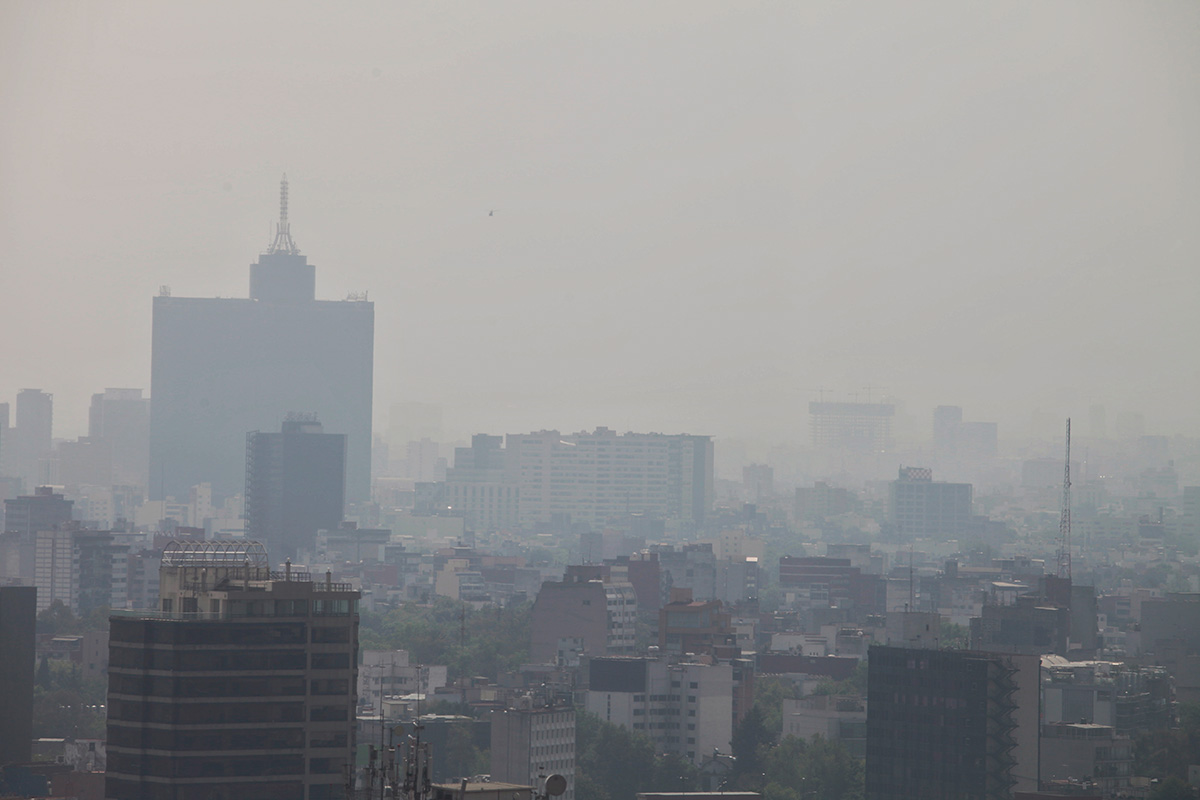 Contingencia Ambiental se mantiene para mañana viernes en el Valle de México