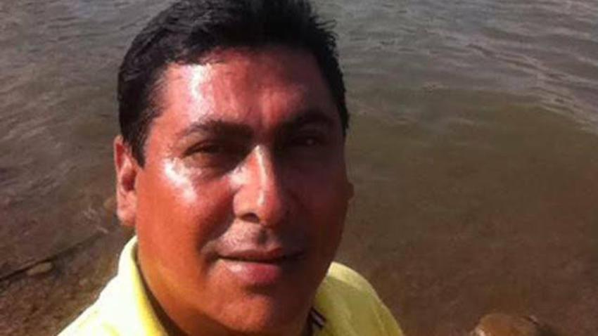 Periodistas de Michoacán exigen regreso con vida de Salvador Adame
