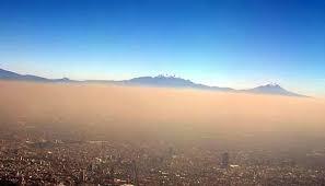 Se mantiene la Fase 1 de Contingencia Ambiental por Ozono