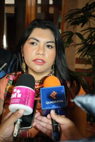 Que Gobierno Estatal pague y respete a artistas a quienes adeuda: Diputada Brenda Fraga