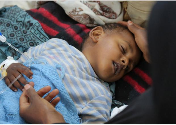Los casos de cólera en Yemen exceden los 200.000, alertan UNICEF y OMS