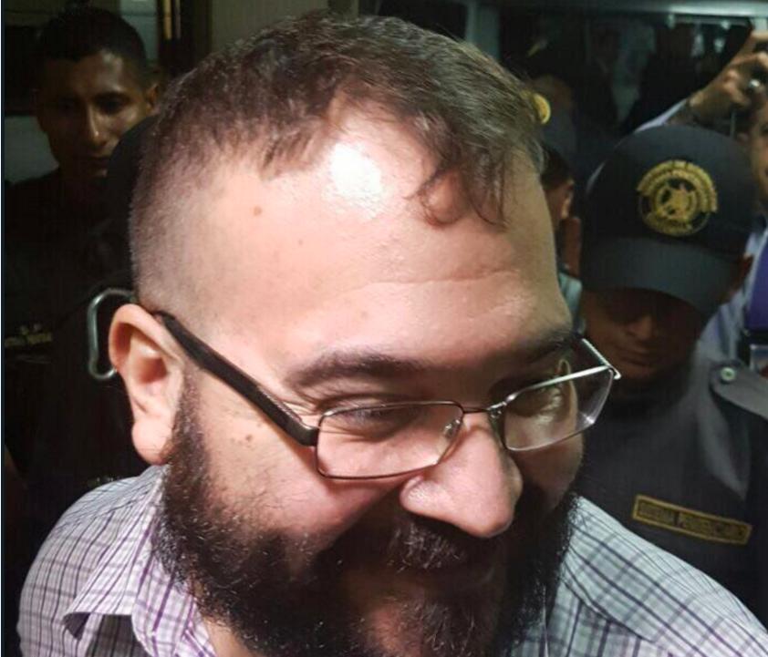 Javier Duarte, el exgobernador corrupto de Veracruz, acepta extradición inmediata