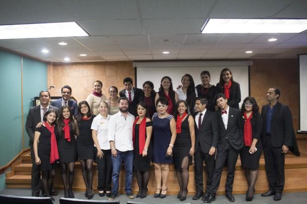 En México es inaplazable lograr un emprendimiento con sentido social: Ahmed Alí Ozsu en la FCCA de la UMSNH