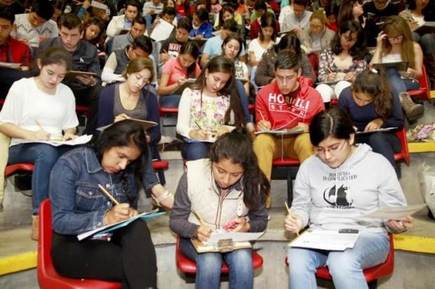 Aplican examen de admisión en Segunda Convocatoria para ingreso a la UMSNH