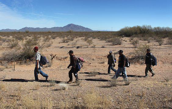 Aumenta el número de migrantes que muere cruzando la frontera entre EE.UU y México