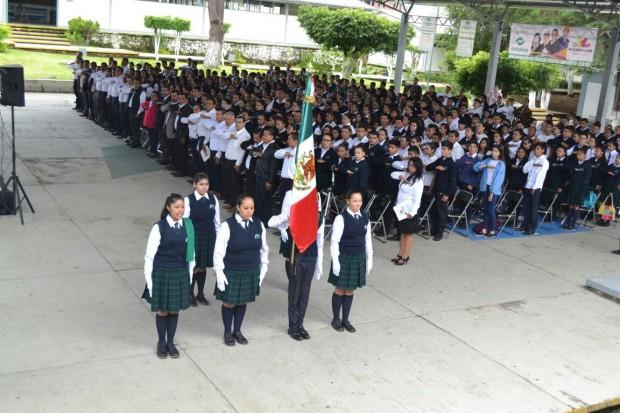 Inicia ciclo escolar del Conalep Michoacán