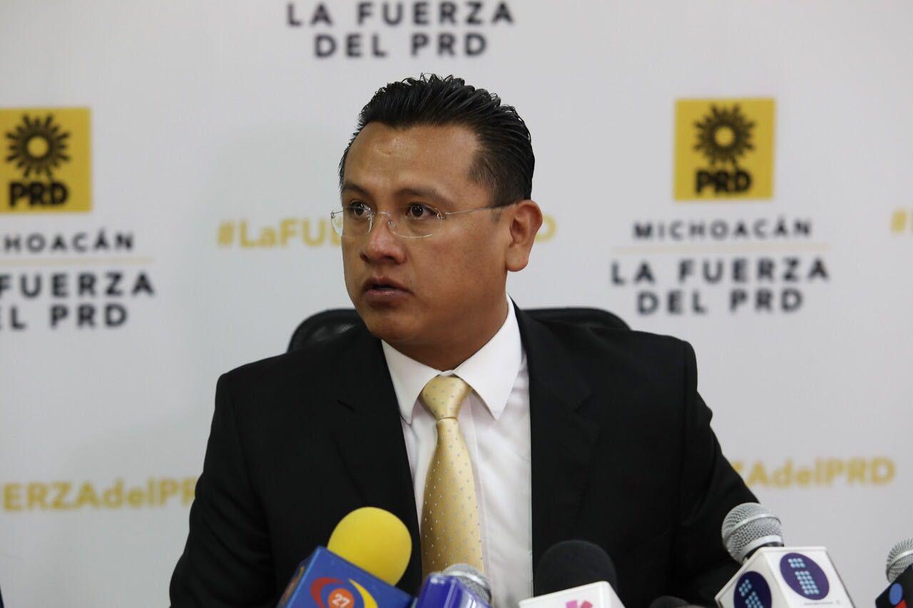 Pedirá PRD a diputados revisar la Ley de Coordinación Fiscal: Carlos Torres Piña
