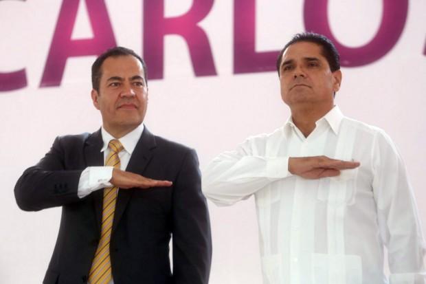Asiste Gobernador al Segundo Informe de Gobierno de los alcaldes de Zitácuaro y Lázaro Cárdenas