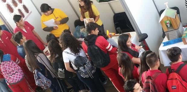 Inaugura Sicdet la Fiesta de las Ciencias y Humanidades