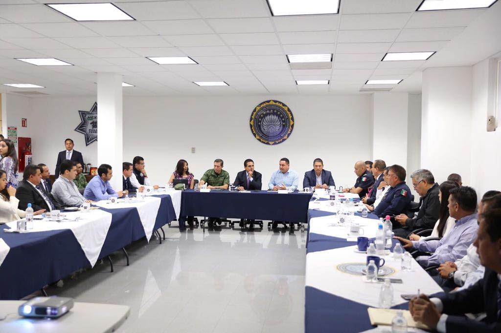 Autoridades e IP,  juntas por la seguridad de Uruapan: Silvano Aureoles