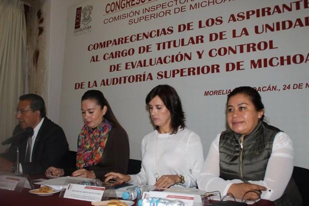 Se privilegian perfiles y no nombres en Unidad de Evaluación de ASM: Belinda Iturbide