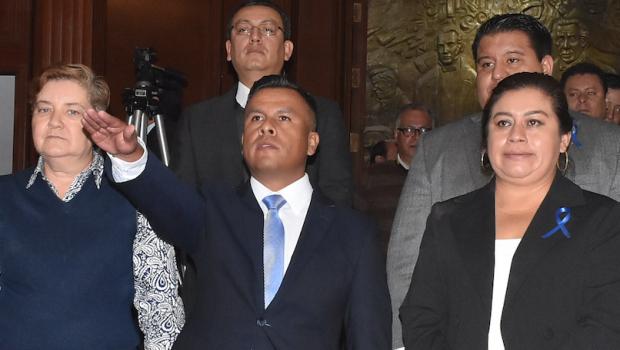 Gerardo Barajas Sandoval, Auditor Especial de Fiscalización en el Congreso del Estado