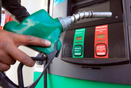 Mañana jueves se liberan los precios de la gasolina y el diésel