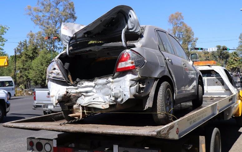 Impulsa SSP cultura vial para prevención de accidentes de tránsito
