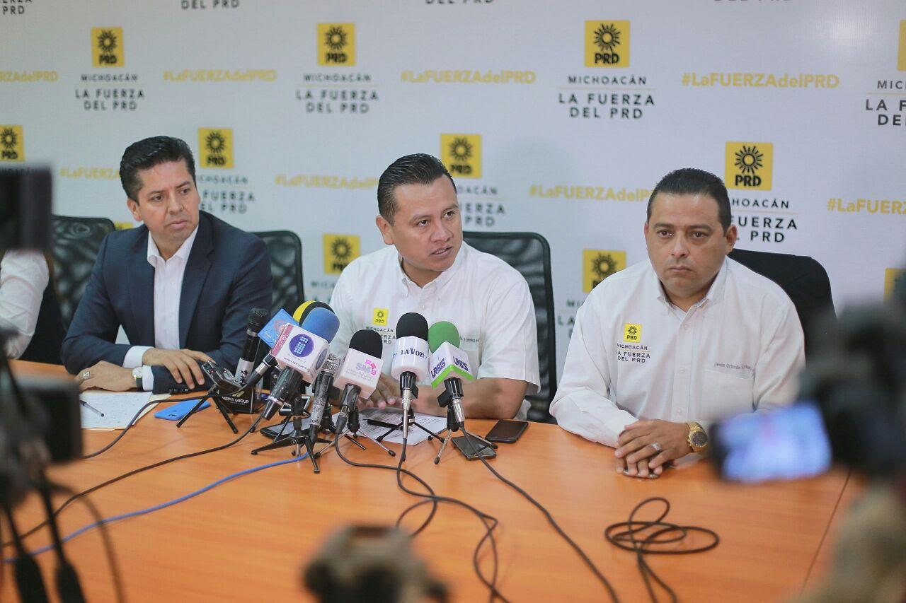 La Universidad Michoacana debe ser reconocida en su carácter regional: Torres Piña
