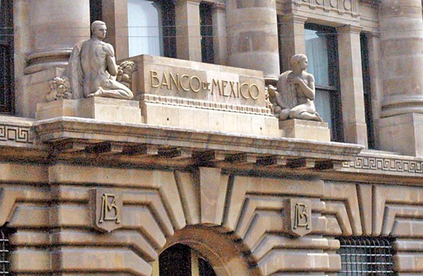 Banxico eleva su tasa de interés hasta en 7.25 por ciento