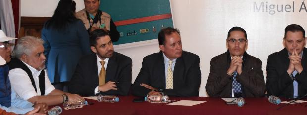 Congreso, SPUM y SUEUM, establecerán mesa de trabajo