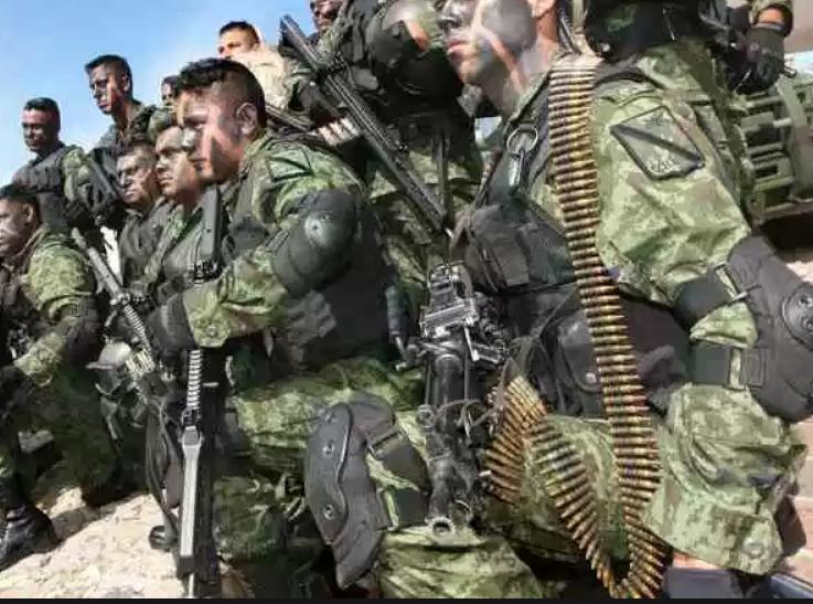 ONU-DH pide a EPN evitar entrada en vigor de la Ley de Seguridad