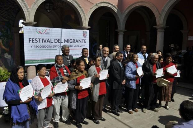 Coordinación de los tres órdenes de gobierno en beneficio de los migrantes: José Luis Gutiérrez