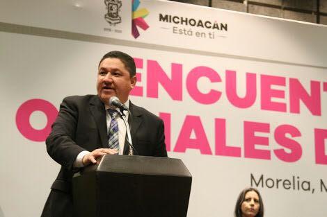 Recibe Gobierno de Michoacán Reconocimiento a la Innovación Gubernamental